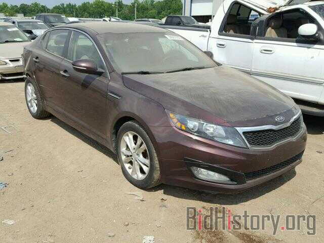 Photo 5XXGN4A71CG029920 - KIA OPTIMA 2012