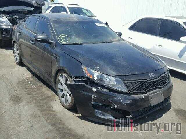 Photo 5XXGR4A6XCG004932 - KIA OPTIMA 2012