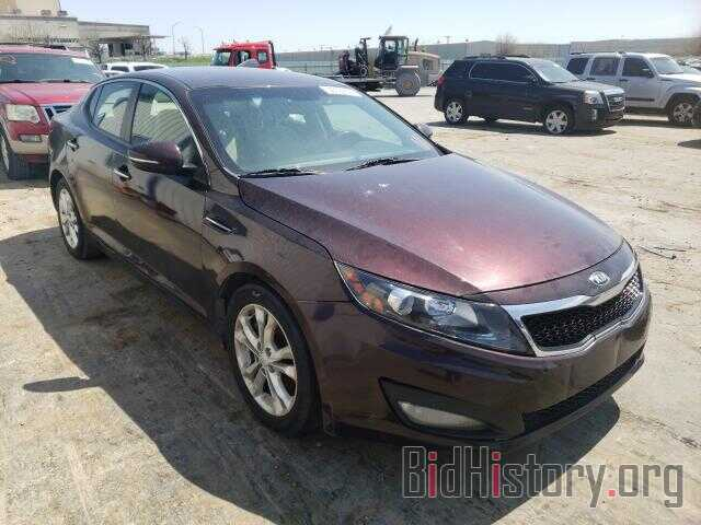 Photo 5XXGM4A79DG122401 - KIA OPTIMA 2013