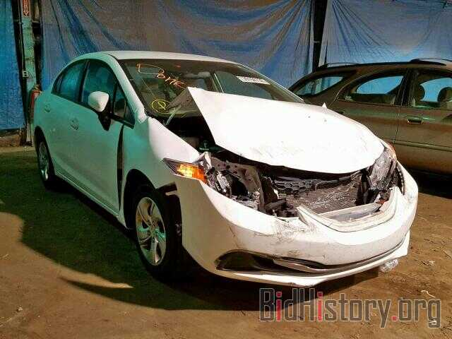 Photo 19XFB2F55FE114045 - HONDA CIVIC LX 2015