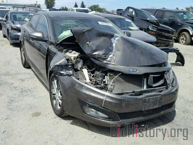 Photo 5XXGN4A62CG069818 - KIA OPTIMA 2012
