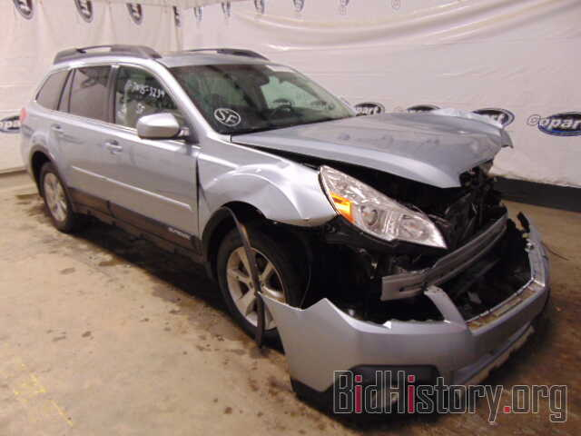 Photo 4S4BRBNC2E3282995 - SUBARU OUTBACK 2014