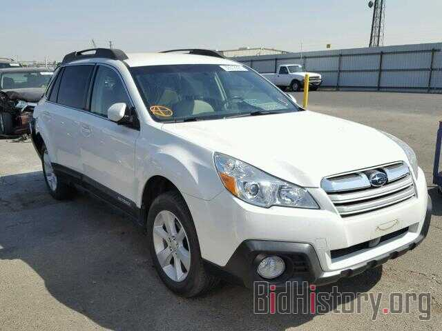 Photo 4S4BRBCC4E3299073 - SUBARU OUTBACK 2014