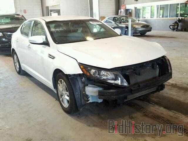 Photo KNAGM4A74C5282072 - KIA OPTIMA 2012
