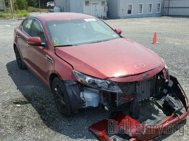 Photo 5XXGM4A74CG036492 - KIA OPTIMA 2012