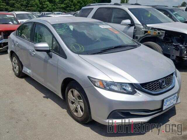 Photo 19XFB2F55FE109850 - HONDA CIVIC LX 2015