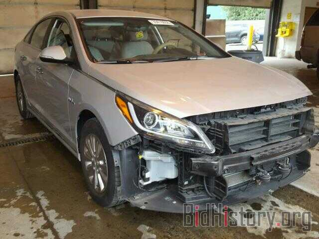 Photo KMHE24L16HA055520 - HYUNDAI SONATA 2017
