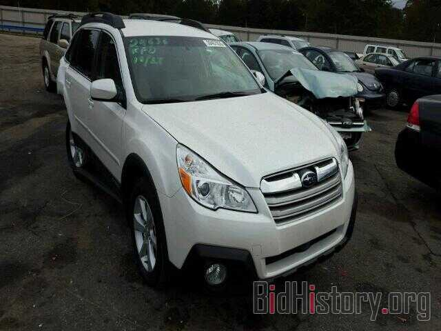 Photo 4S4BRCCC7E3226009 - SUBARU OUTBACK 2014