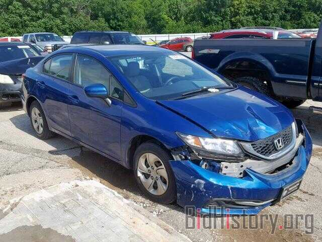 Photo 19XFB2F55FE225114 - HONDA CIVIC LX 2015