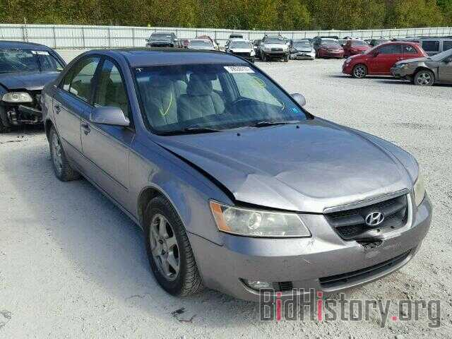 Photo KMHEU46C46A133670 - HYUNDAI SONATA 2006