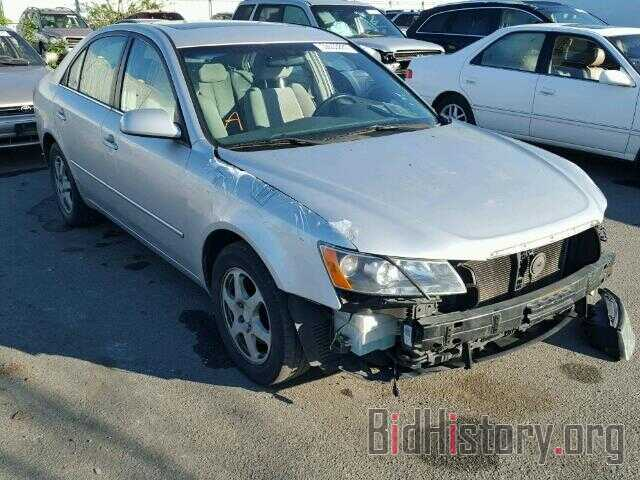 Photo 5NPEU46F96H087888 - HYUNDAI SONATA 2006