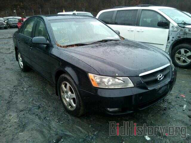 Photo KMHEU46C96A142204 - HYUNDAI SONATA 2006