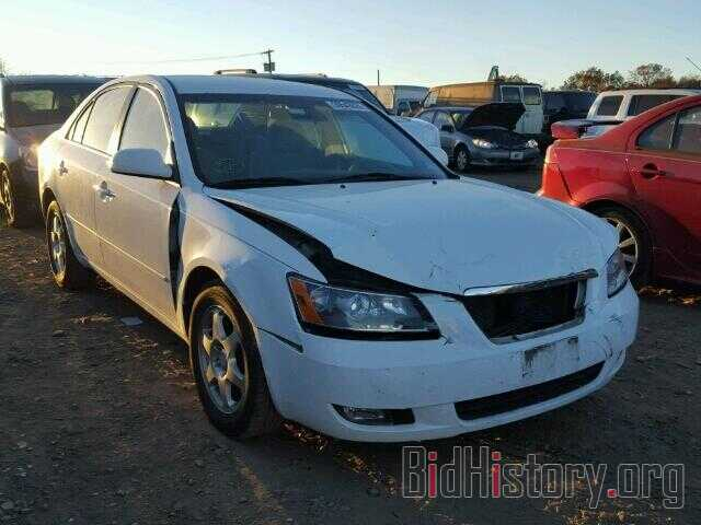 Photo 5NPEU46F76H095889 - HYUNDAI SONATA 2006
