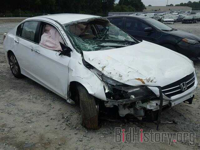 Фотография 1HGCR2F34FA116855 - HONDA ACCORD LX 2015