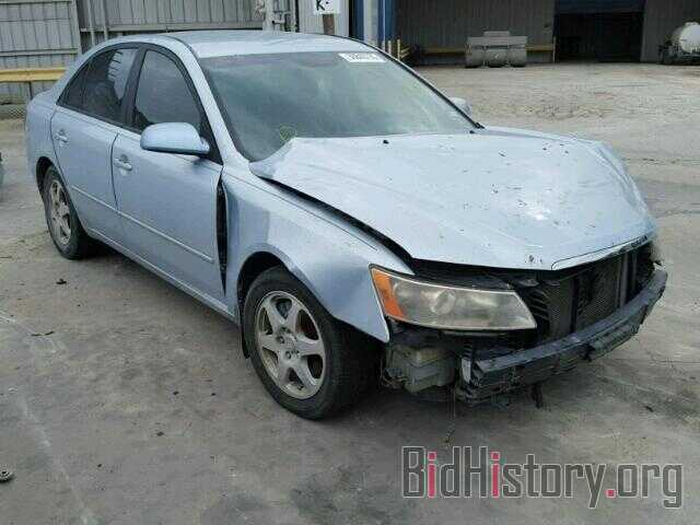 Photo 5NPEU46FX6H081209 - HYUNDAI SONATA 2006