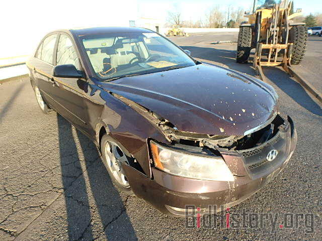 Photo 5NPEU46C86H145480 - HYUNDAI SONATA 2006