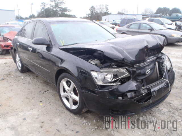 Photo 5NPEU46F06H034352 - HYUNDAI SONATA 2006