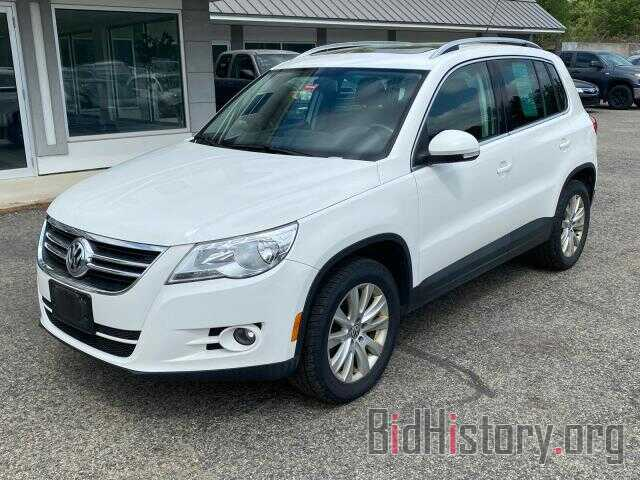 Photo WVGBV75N89W521562 - VOLKSWAGEN TIGUAN 2009