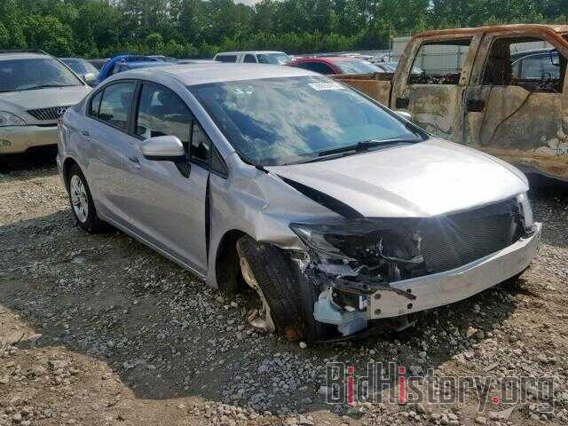 Photo 19XFB2F55FE094704 - HONDA CIVIC LX 2015