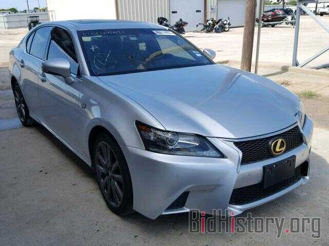 Photo JTHBE1BL9FA000653 - LEXUS GS350 2015