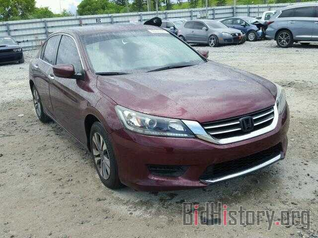 Фотография 1HGCR2F38FA003698 - HONDA ACCORD LX 2015