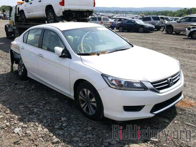 Фотография 1HGCR2F32FA225735 - HONDA ACCORD LX 2015