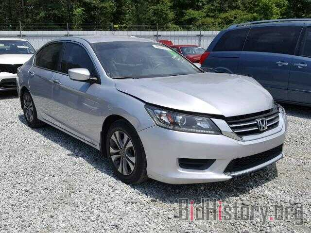 Фотография 1HGCR2F34FA010020 - HONDA ACCORD LX 2015