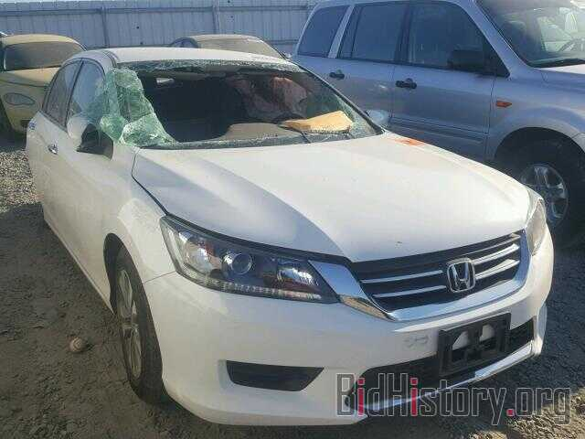 Фотография 1HGCR2F32FA220728 - HONDA ACCORD LX 2015
