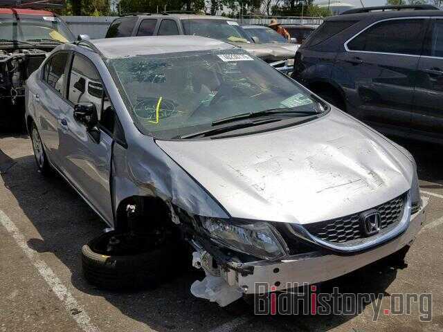 Photo 19XFB2F55FE261420 - HONDA CIVIC LX 2015