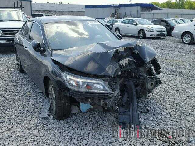 Фотография 1HGCR2F36FA137738 - HONDA ACCORD LX 2015