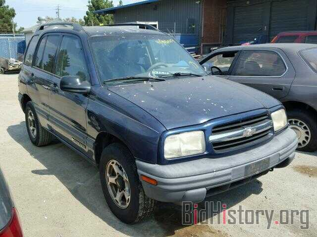 Photo 2CNBE13C016922939 - CHEVROLET TRACKER 2001