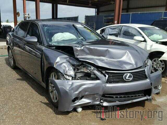 Photo JTHBE1BL0FA016482 - LEXUS GS350 2015