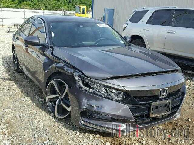 Photo 1HGCV1F34JA196950 - HONDA ACCORD SPO 2018