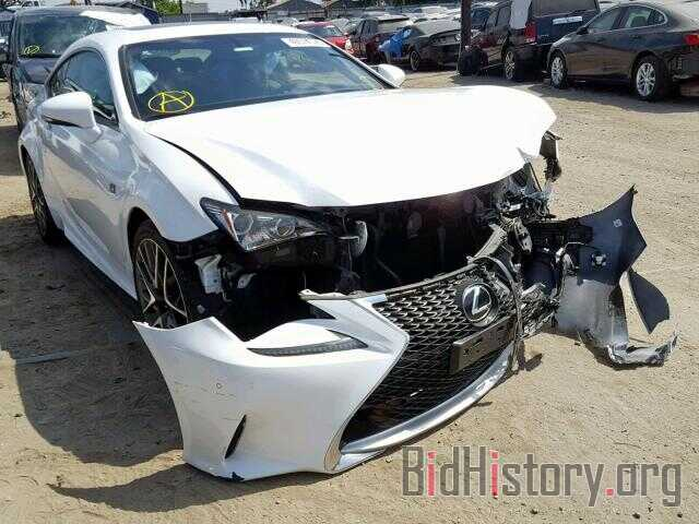 Photo JTHHA5BC8G5002014 - LEXUS RC 2016