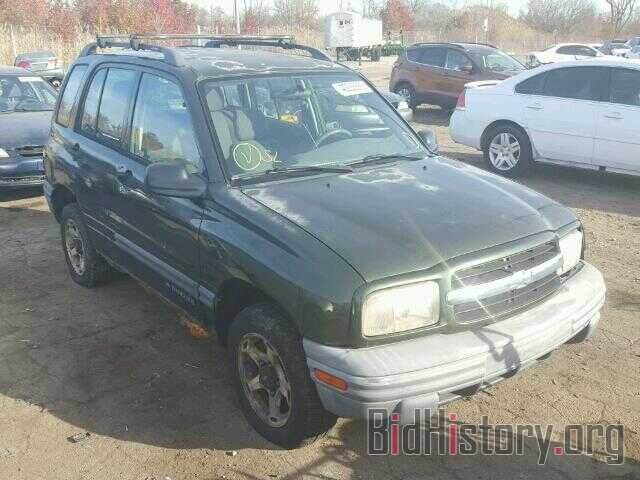 Photo 2CNBJ13C316907220 - CHEVROLET TRACKER 2001