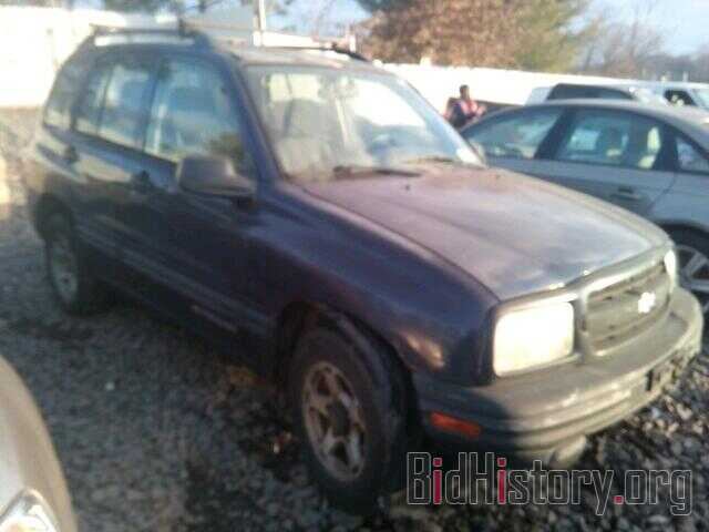 Photo 2CNBE13CX16933866 - CHEVROLET TRACKER 2001