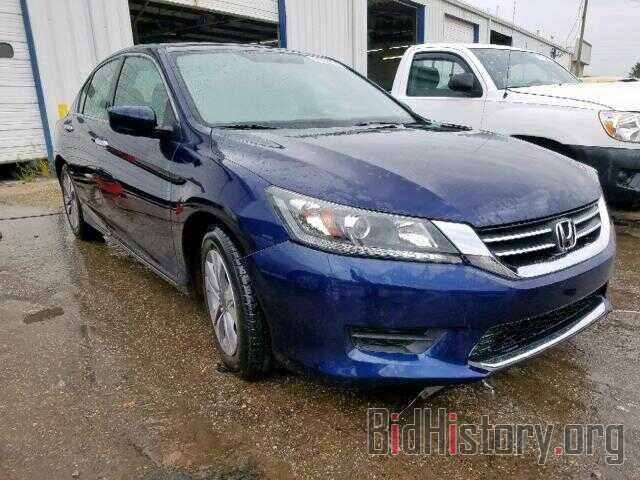 Фотография 1HGCR2F30EA290128 - HONDA ACCORD LX 2014