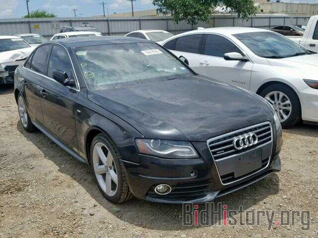 Photo WAUKFAFL2CA094036 - AUDI A4 2012