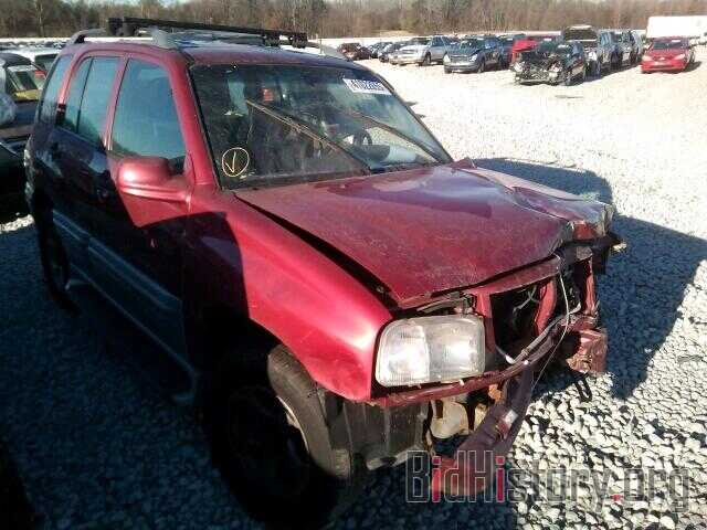 Photo 2CNBJ634716932868 - CHEVROLET TRACKER 2001