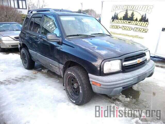 Photo 2CNBJ13C416910496 - CHEVROLET TRACKER 2001