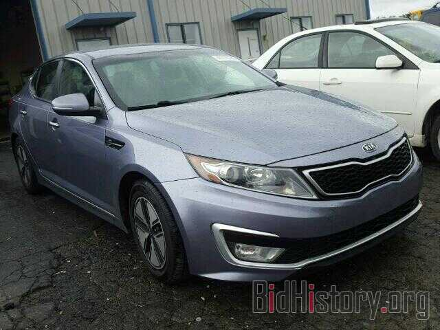 Photo KNAGM4AD1C5011735 - KIA OPTIMA 2012