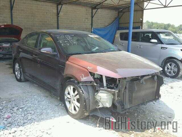 Photo 5XXGN4A76CG084587 - KIA OPTIMA 2012