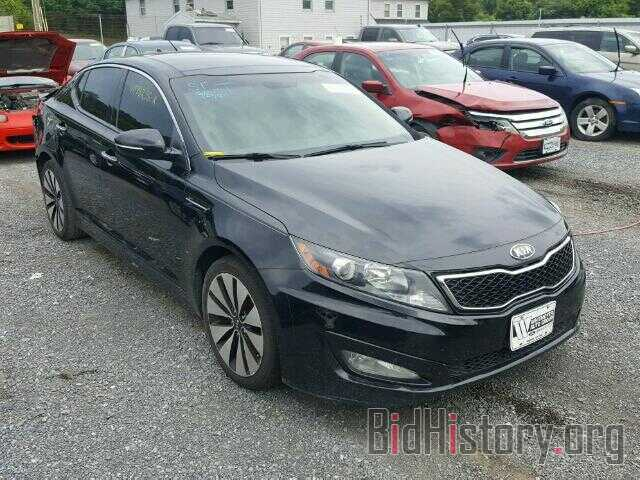 Photo 5XXGR4A68CG001141 - KIA OPTIMA 2012