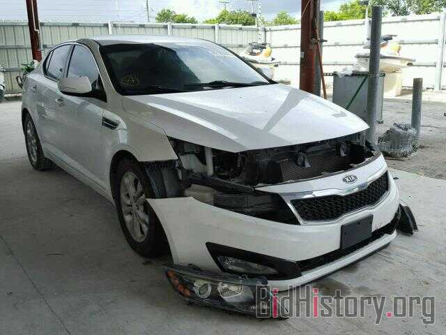 Photo 5XXGN4A73CG076849 - KIA OPTIMA 2012
