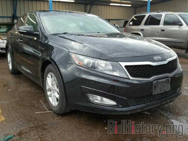 Photo KNAGM4A79C5289390 - KIA OPTIMA 2012