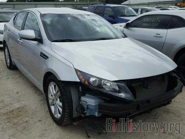 Photo 5XXGM4A79CG038237 - KIA OPTIMA 2012