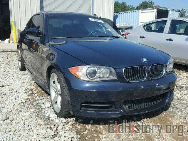 Photo WBAUC73558VF22923 - BMW 135 2008