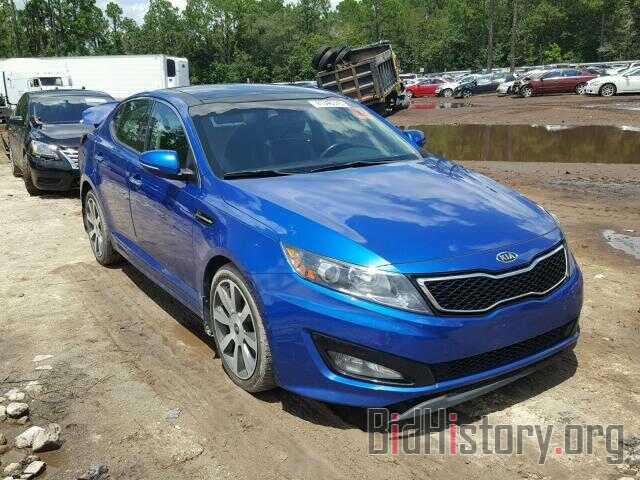 Photo 5XXGR4A69CG028025 - KIA OPTIMA 2012