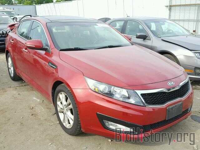 Photo 5XXGN4A7XCG013411 - KIA OPTIMA 2012