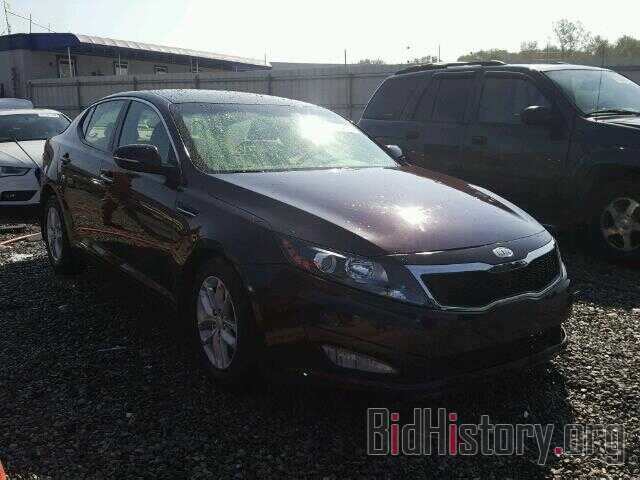 Photo 5XXGM4A7XCG035668 - KIA OPTIMA 2012